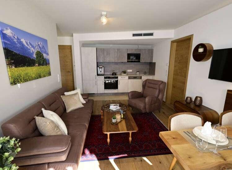 Apartment 14 Küche