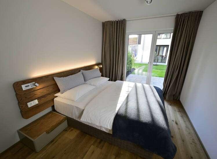 Apartment 14 Doppelbett-Zimmer