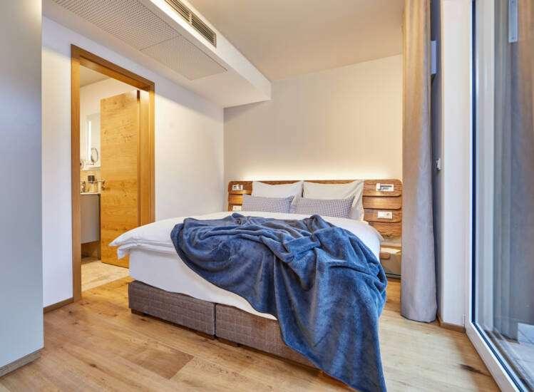 Doppelbett Apartment Classic - Slider06