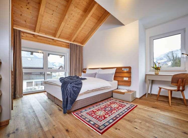 Doppelbett Apartment Nr. 20 Deluxe - Slider08