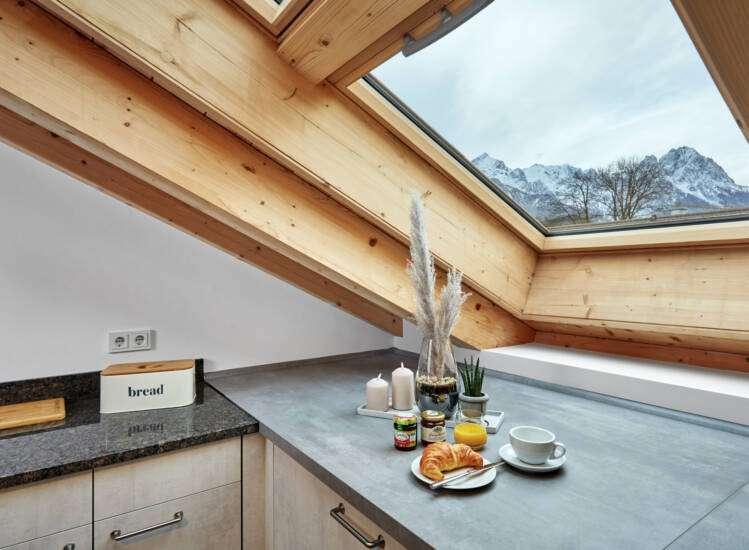Küche Apartment Nr. 21 Suite - Slider13