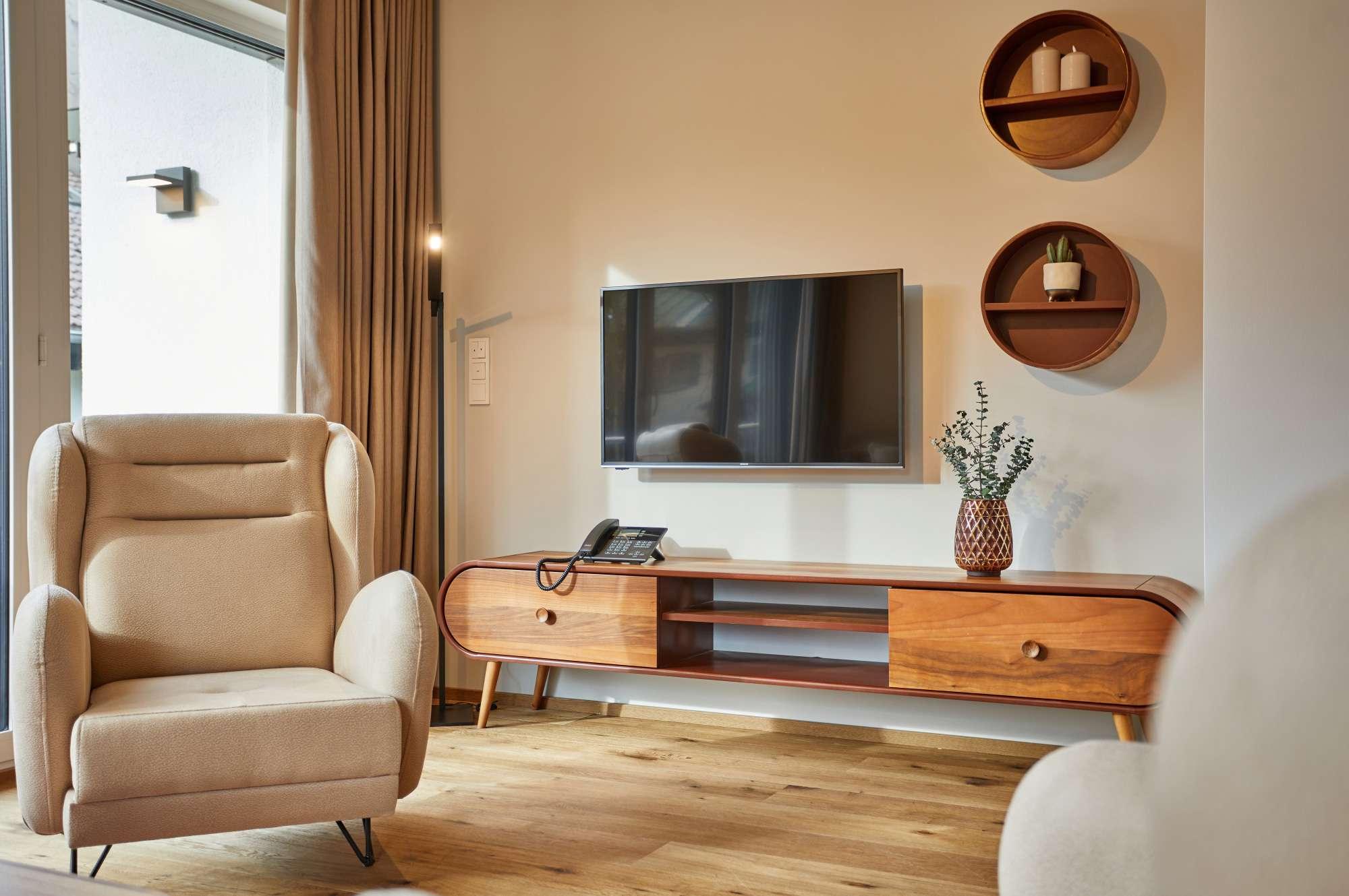 Apartmentübersicht Apartment Deluxe