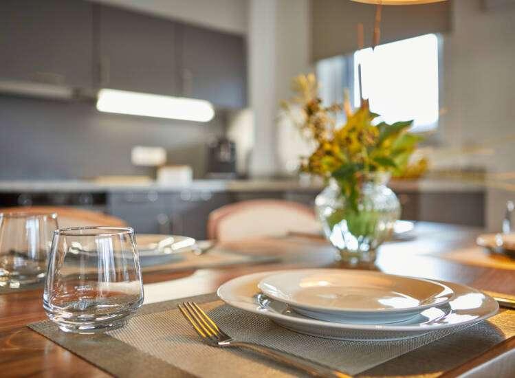 Apartment Deluxe Slider Essen