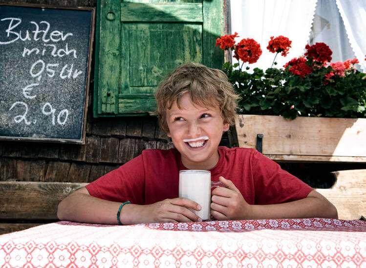 Sommer in Garmisch Hütte